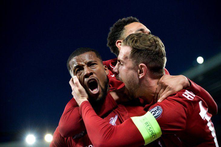 HAZAÑA. Liverpool remontó la serie ante el Barcelona y se metió en la final de la Champions League 2019.