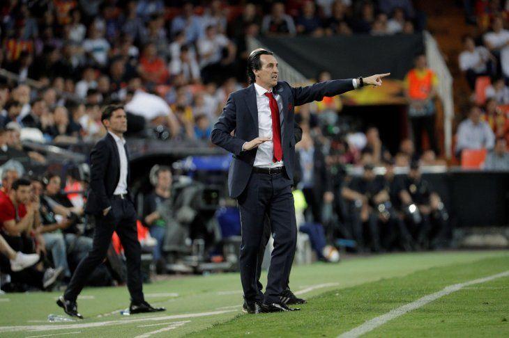 Unai Emery buscará su cuartaEuropa League
