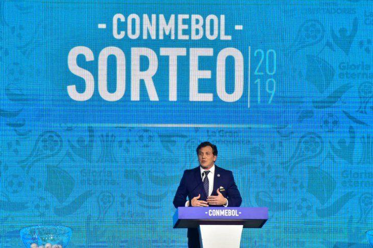 La Conmebol concentra la atención del fútbol sudamericano.
