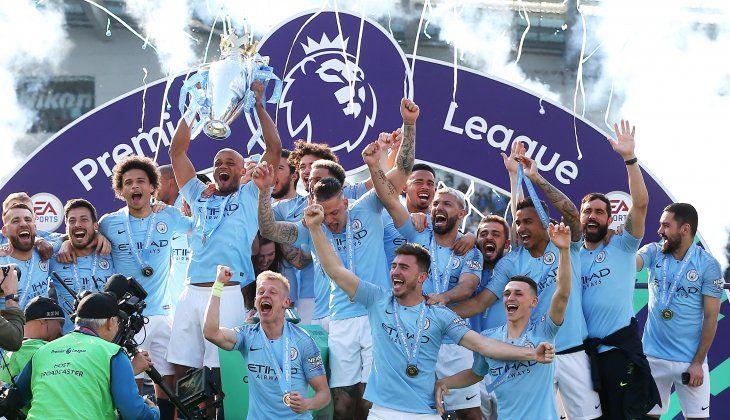 El Manchester City podría ser sancionado.