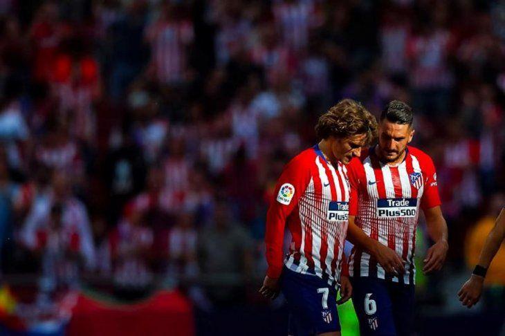 Antoine Griezmann se marcha del Atlético.