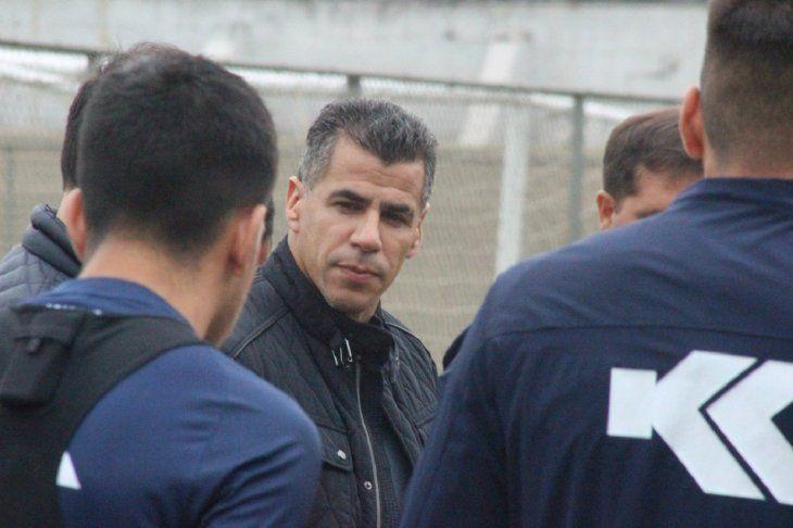 Carlos Bonet asumió como manager deportivo del Tricolor.