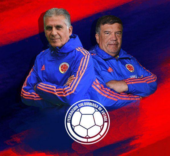 La Colombia de Queiroz será rival de Paraguay en la Copa América.