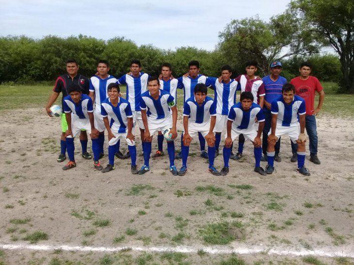 El Club Puerto Diana jugará la Copa Paraguay.