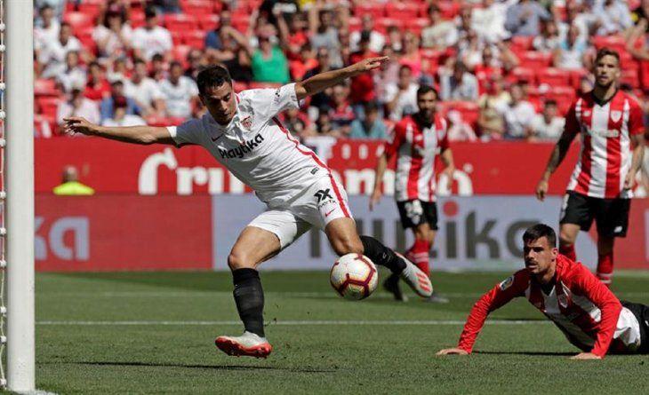 El Sevilla defendió su sexta plaza y deja al Athletic fuera de Europa.