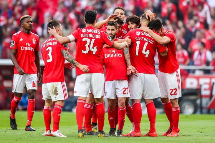 El cuadro del Benfica sacó dos puntos a su clásico rival.