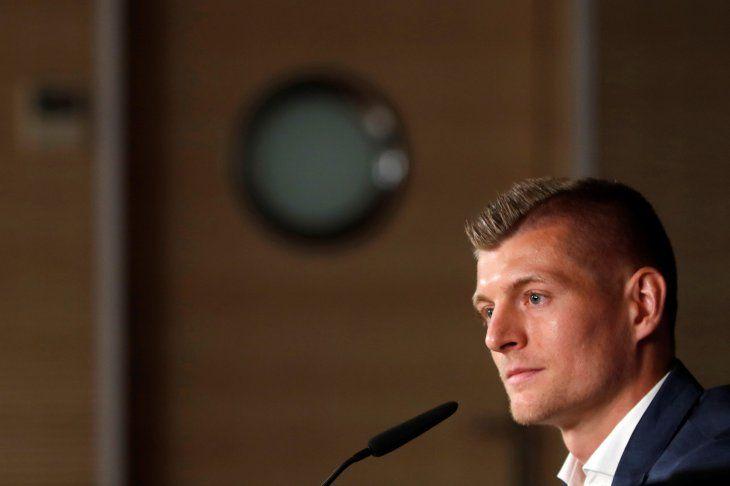Kroos: Tengo una relación especial con el Real Madrid
