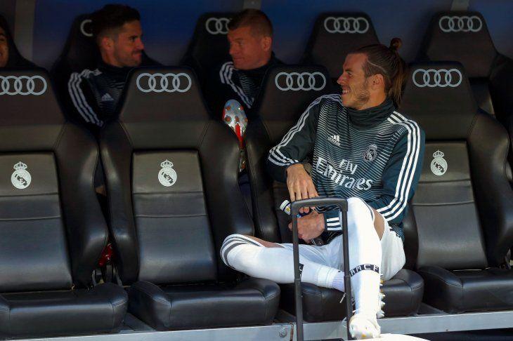 Bale tiró una intrigante frase.