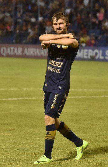 Walter Clar jugará en Portugal.