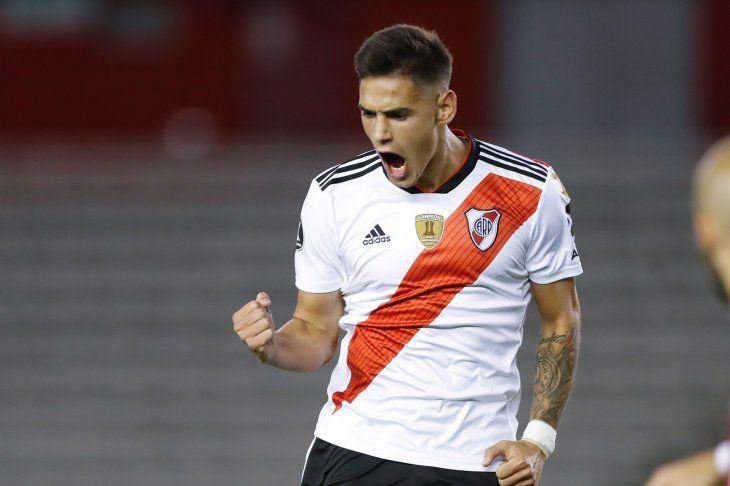 Lucas Martínez está anunciado en el equipo de Gallardo.