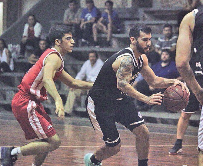 Superior. Olimpia venció de visita a Félix Pérez Cardozo.