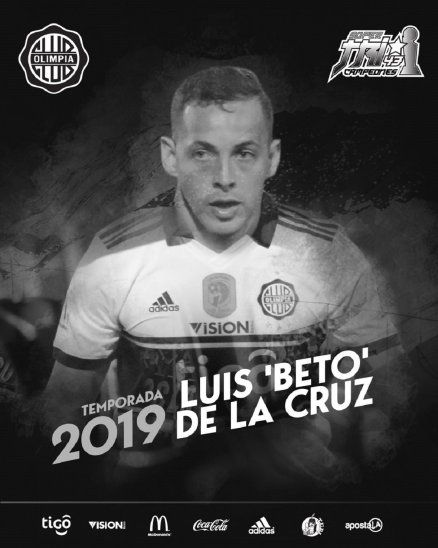 De La Cruz fue presentado a través de los medios.