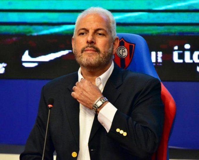 Bien claro. Juan José Zapag argumentó los motivos de la venta de Juan Escobar al Cruz Azul.
