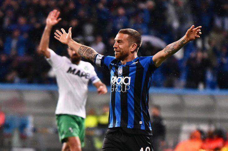 El Atalanta clasificó a la próxima edición de la Champions League.