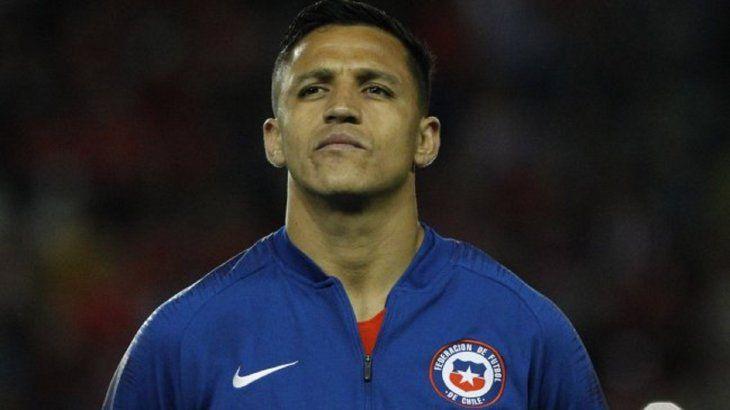Alexis Sánchez defenderá a Chile en la Copa América.