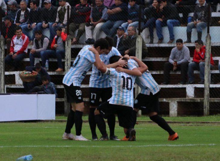 Guaireña goleó y ya se instaló en la siguiente etapa de la Copa Paraguay.
