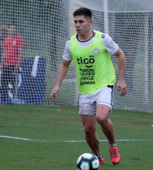 Saúl Salcedo confía en integrar la lista de 23 jugadores de la Albirroja para la Copa América.