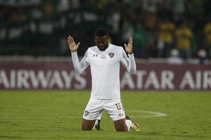 Fluminense eliminó al Atlético Nacional y avanzó de ronda en la Sudamericana.