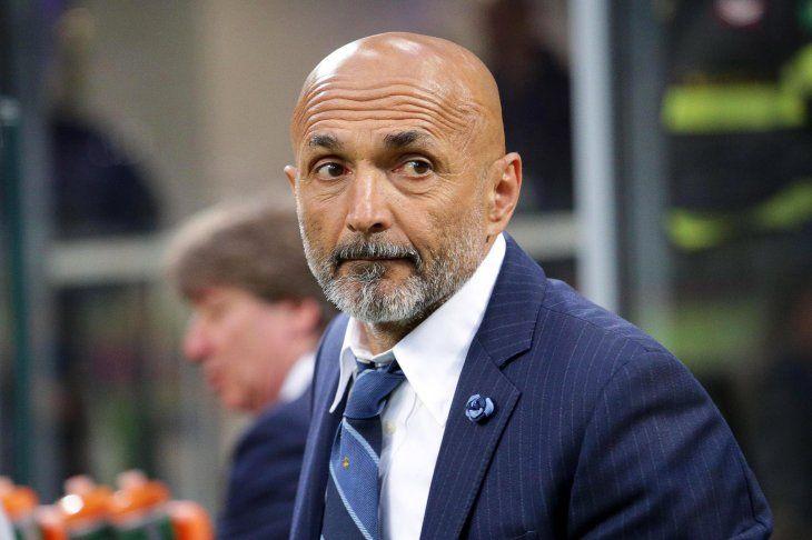 Luciano Spalletti ya no es el técnico del Inter de Milán.