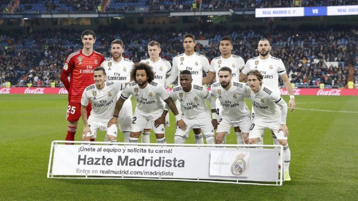El Real Madrid supera al Manchester United como club con mayor valor mundial.