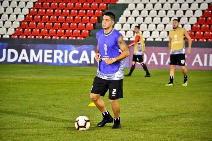 Iván Ramírez jugará en la Toldería.