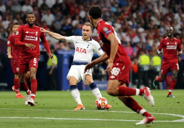 En Madrid fue la gran final de la Champions League.