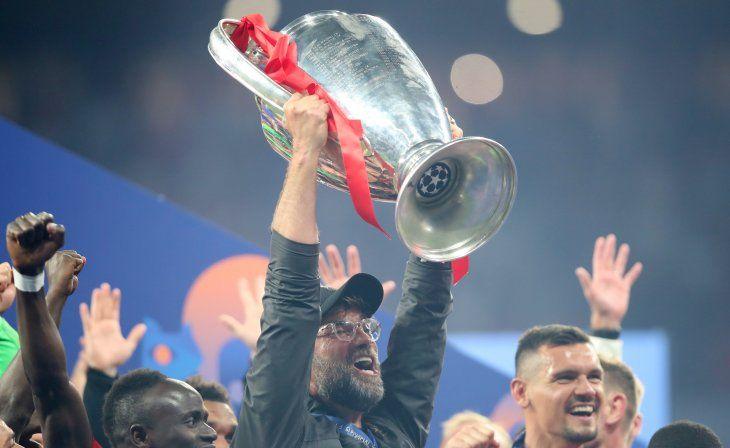 Klopp se quitó la espina y ganó la Champions League.