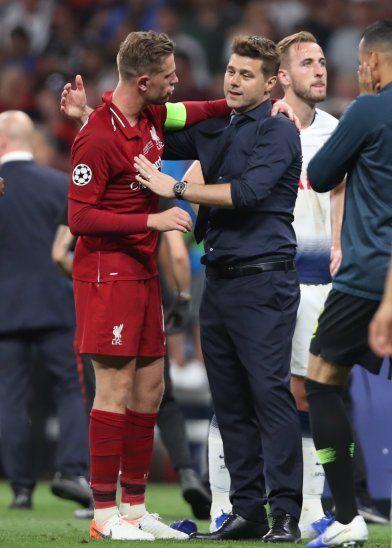 Pochettino lamentó la derrota ante Liverpool.