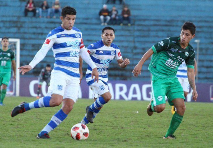 El Gallo Norteño pasa de ronda en la Copa Paraguay.