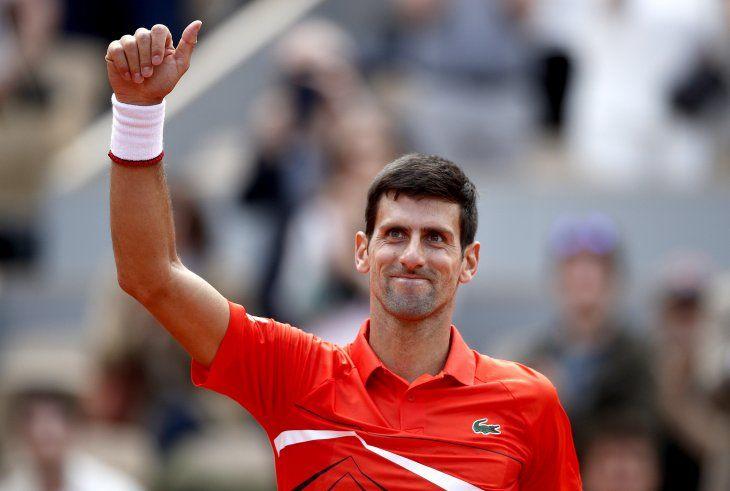 Djokovic y Thiem completan unas semis entre los cuatro mejores