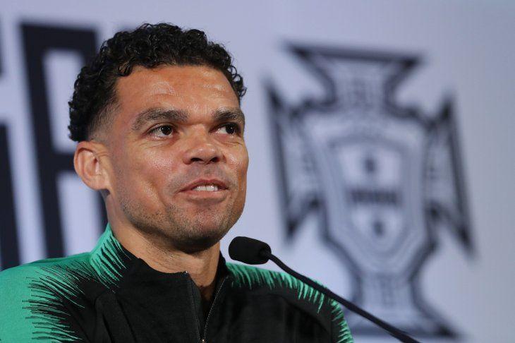 Pepe, fuera de la final de La Liga de las Naciones por lesión