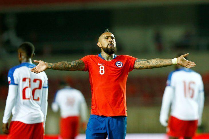 Chile gana sin convencer a Haití antes de viajar a Brasil