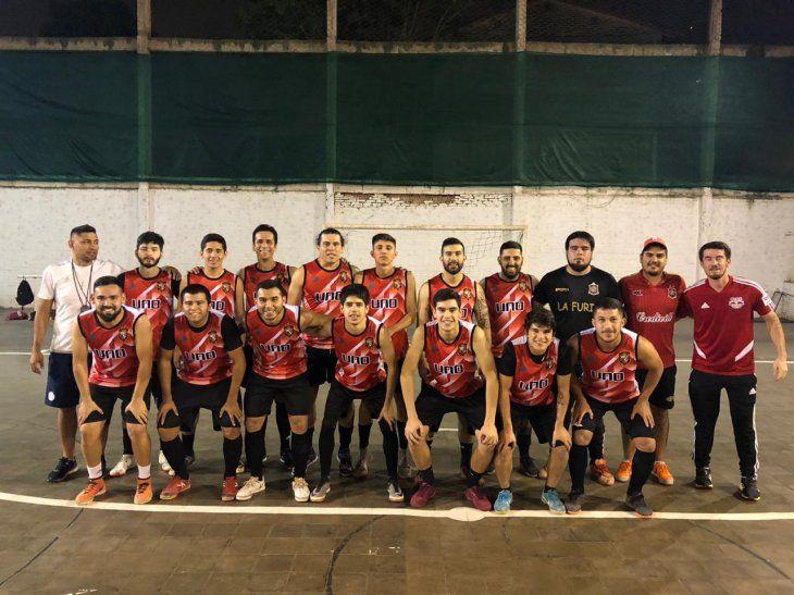 CANDIDATO. El equipo villetano de La Furia es uno de los aspirantes al título.