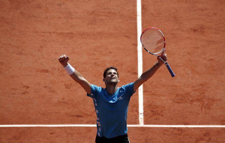 Thiem acaba con Djokovic y repetirá final contra Nadal.