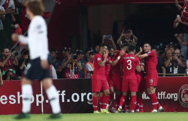Turquía deja en evidencia a la campeona del mundo