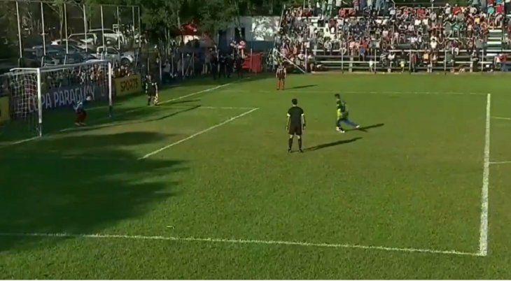 El cuadro de Misiones quedó fuera de la Copa Paraguay en los penales.