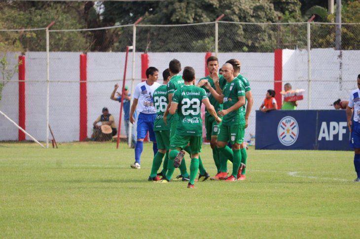 El 3 de Febrero goleó y avanzó de fase en la Copa Paraguay.