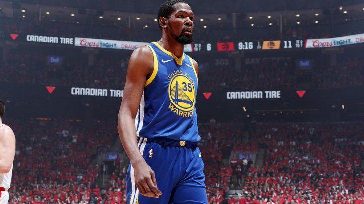 Los Warriors se apoyarán en el espíritu Durant y buscarán empatar la serie.