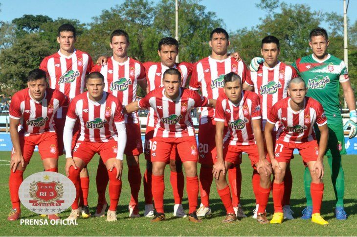 RI 3 Corrales quiere avanzar de ronda en la Copa Paraguay.