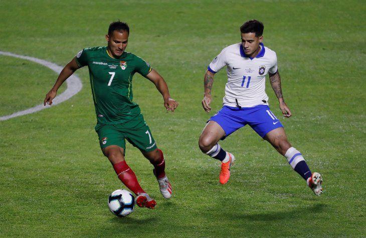 Brasil y Bolivia abren la Copa América 2019.
