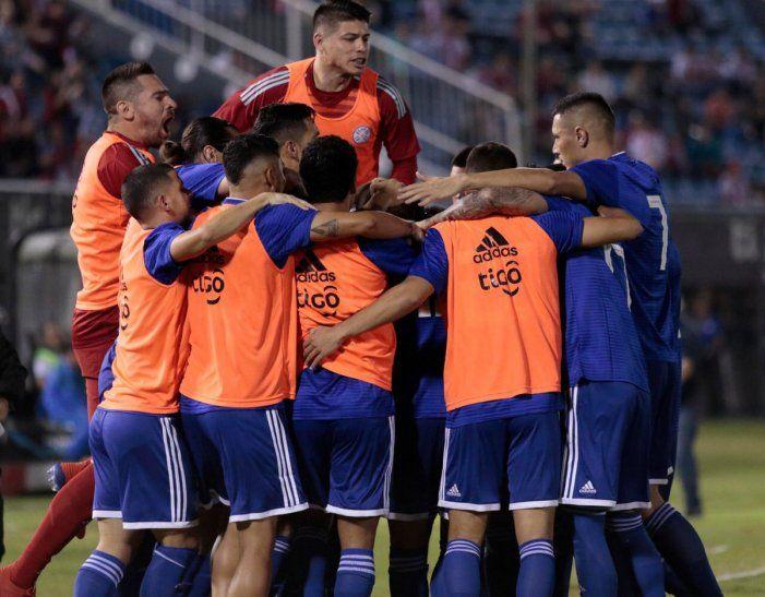 ESPERANZADOS. La Selección Paraguaya debuta en la Copa América ante Qatar.