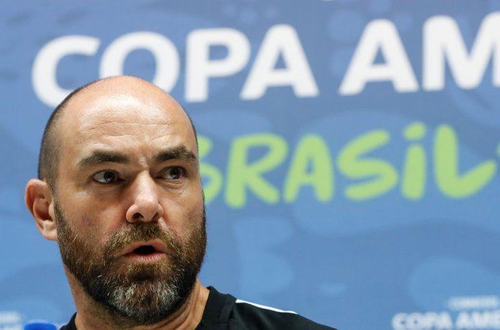 Catar también buscará buenos resultados en la Copa América, dice su técnico