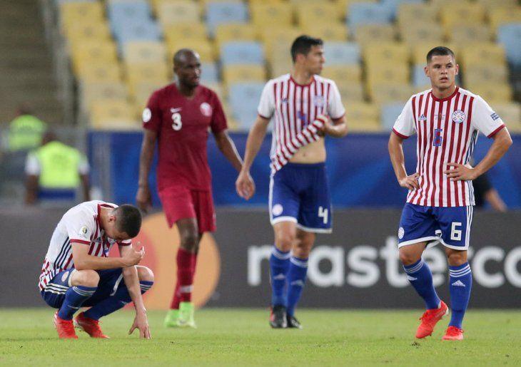Resultado de imagen para Paraguay – Qatar