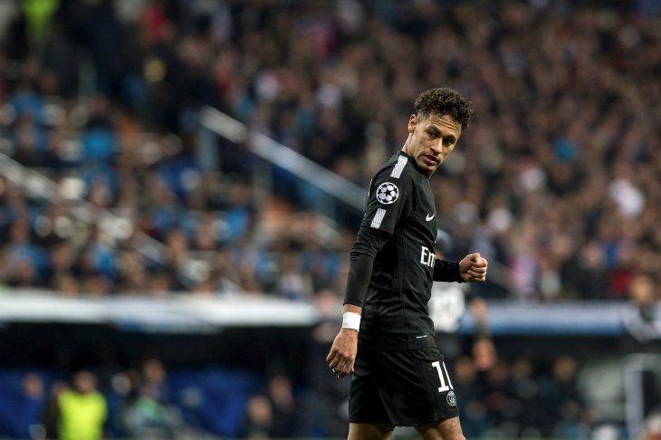Neymar podría abandonar el PSG en este mercado de pases.