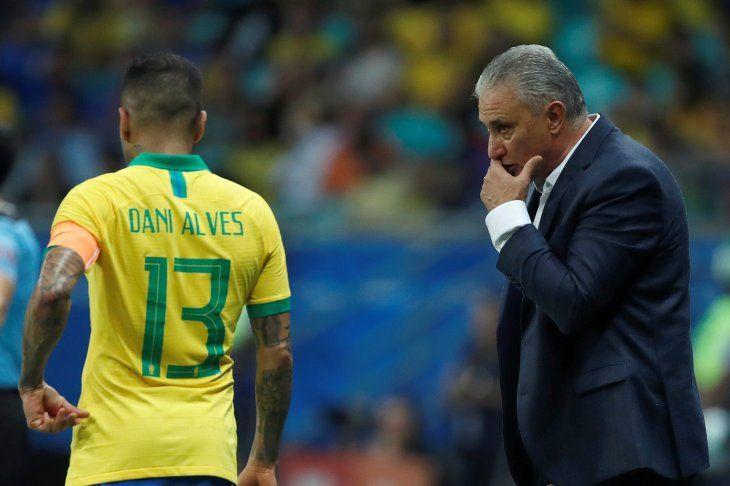 Brasil no pudo ante Venezuela con protagonismo del VAR