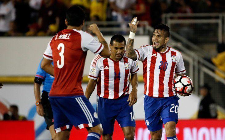 Ayala le pegó fuerte al Cabezón.