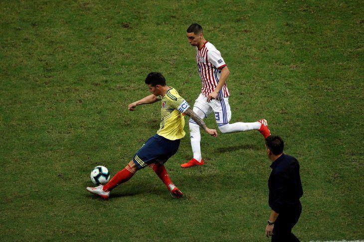 Paraguay depende de un milagro para meterse en cuartos de final de la Copa América.
