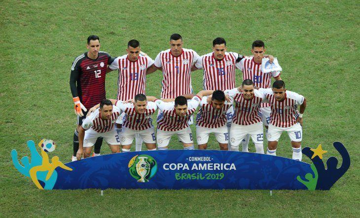 La Albirroja clasificó a cuartos de final de la Copa América.