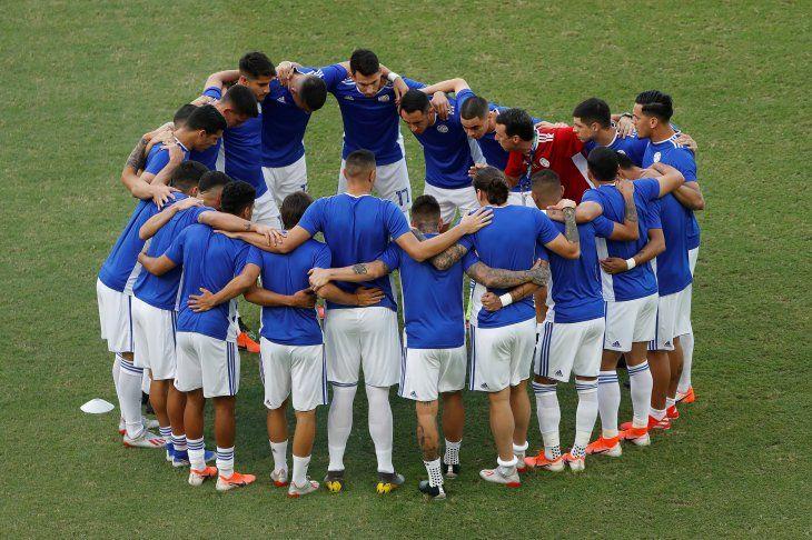 Paraguay entró por la ventana a los cuartos de final.