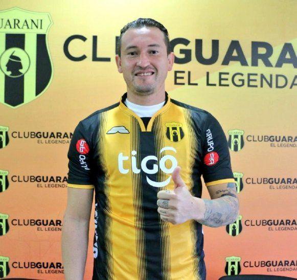 Fernando Fernández regresó a la Toldería.